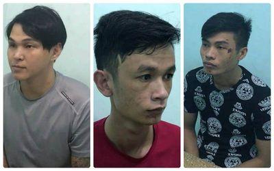 Bắt giữ băng nhóm thực hiện 7 vụ cướp giật liên hoàn lúc rạng sáng - ảnh 1