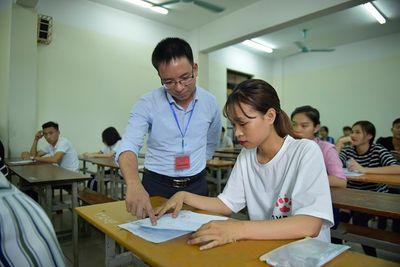 Đề xuất về quy chế tuyển sinh, chấm thi để chống tiêu cực - ảnh 1