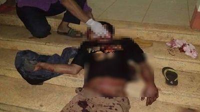 Đắk Lắk: Điều tra vụ nam thanh niên bị bạn nhậu cắt cổ trong cơn say - ảnh 1