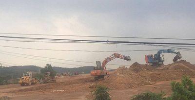 """Bắc Giang: Tan hoang vì """"xẻ thịt"""" đất đồi để phục vụ dự án nhiệt điện An Khánh - ảnh 1"""