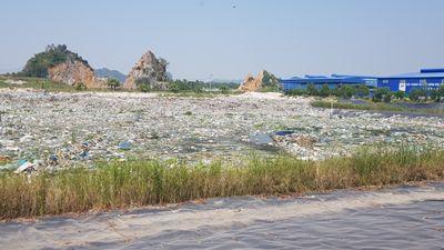 Vấn nạn môi trường (bài 1): Dân kêu trời vì Nhà máy xử lý chất thải Minh Tân - ảnh 1