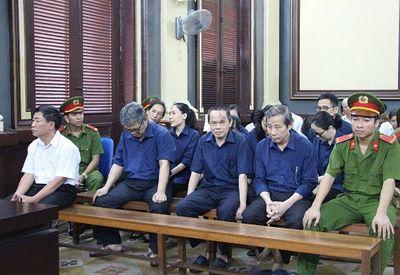 Chiều 31/5 tòa tuyên án vụ Ngân hàng Đại Tín - ảnh 1