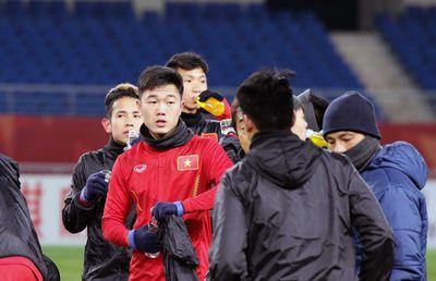 Sự thật thông tin Xuân Trường muốn đấm thủ môn U23 Hàn Quốc - ảnh 1