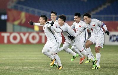 """2 cầu thủ U23 Việt Nam khiến U23 Hàn Quốc """"cóng"""" vì chơi quá kỹ thuật - ảnh 1"""