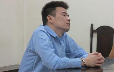 Nam diễn viên trộm xe Range Rover, gây tai nạn liên hoàn ở Hà Nội hầu tòa - ảnh 1