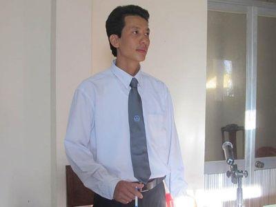 Nói xấu cơ quan tố tụng, luật sư Võ An Đôn bị xóa tên khỏi Đoàn Luật sư Phú Yên - ảnh 1