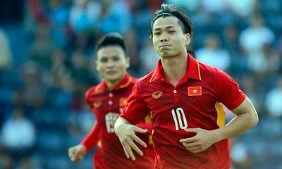 Công Phượng lập cú đúp, U23 Việt Nam giành HCĐ giải M-150 Cup - ảnh 1