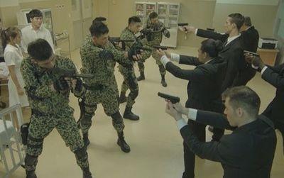 Bộ Quốc phòng lên tiếng về Hậu duệ Mặt Trời, VTC phản hồi ra sao? - ảnh 1