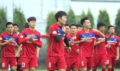 Công bố danh sách sơ bộ tuyển Việt Nam chuẩn bị cho AFF Cup 2018 - ảnh 1