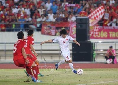 Kết quả AFF Suzuki Cup 2018 Việt Nam 3 - 0 Lào: Chiến thắng tưng bừng trận ra quân - ảnh 1