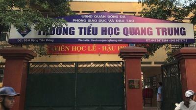 Vụ học sinh lớp 2 bị cô giáo phạt tát 50 cái: Bộ Giáo dục yêu cầu Hà Nội báo cáo - ảnh 1