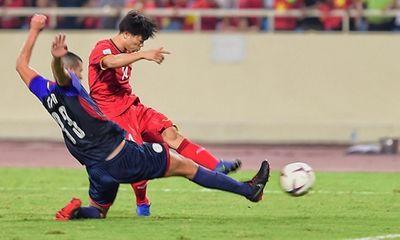 Đưa Việt Nam vào chung kết AFF Cup, HLV Park Hang-seo ca ngợi Công Phượng - ảnh 1