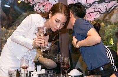 """Vừa """"thân mật"""" ở sự kiện, Đàm Thu Trang cùng Cường Đô la về Gia Lai đón Tết? - ảnh 1"""