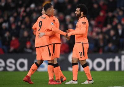 Kết quả bóng đá Ngoại hạng Anh vòng 27: M.U thua sốc, Liverpool áp sát - ảnh 1