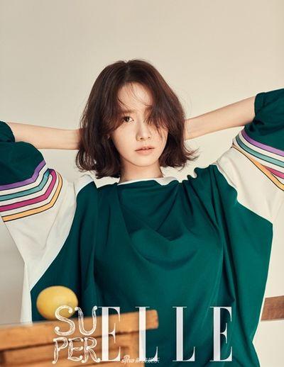 """Diện đồ """"kỳ quặc"""" mà vẫn đẹp đến như vậy, quả thực là Yoona! - ảnh 1"""