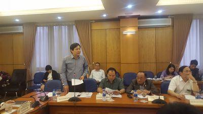 Bộ Tư pháp nói về việc kê biên tài sản của ông Đinh La Thăng - ảnh 1