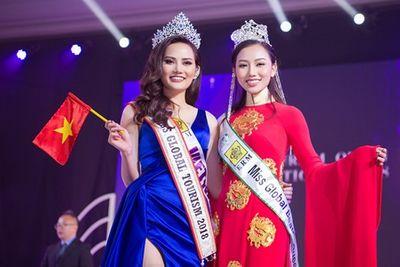 """Giám khảo nói về """"sự cố"""" quên trao vương miện cho đại diện Việt Nam tại Miss Tourism Queen - ảnh 1"""