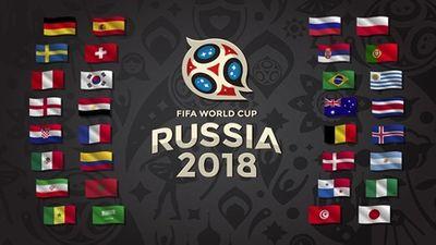 Lịch phát sóng trực tiếp World Cup 2018 trên VTV chi tiết nhất - ảnh 1