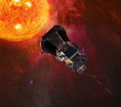 """NASA phóng tàu vũ trụ Parker thực hiện sứ mệnh """"chạm tới Mặt Trời""""  - ảnh 1"""