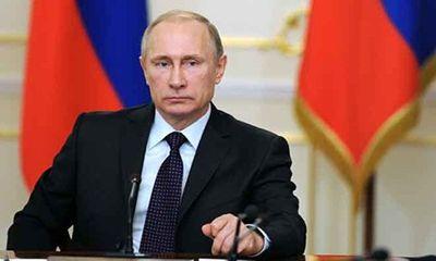 Mỹ có lệnh trừng phạt mới, ông Putin họp gấp với Hội đồng An ninh Nga - ảnh 1