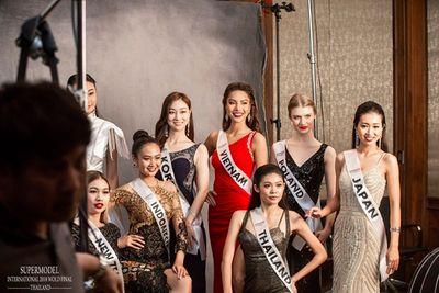 """Dàn thí sinh """"Siêu mẫu quốc tế"""" đẹp thế này, cơ hội nào cho Khả Trang? - ảnh 1"""