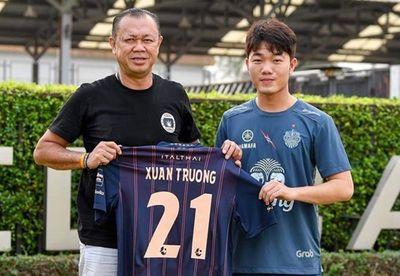 Thời điểm nào Xuân Trường - Văn Lâm đối đầu tại Thai League? - ảnh 1
