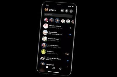 Chuyển Facebook Messenger sang chế độ tối bằng cách nào? - ảnh 1