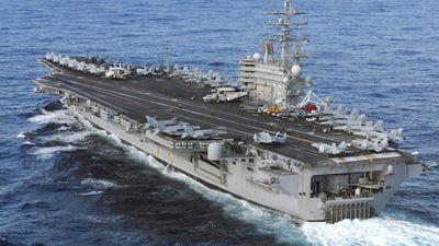 Mỹ điều động tàu sân bay hạt nhân thứ 2 tới Bán đảo Triều Tiên - ảnh 1