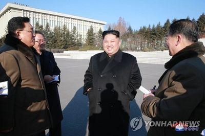 Ông Kim Jong-un tuyên bố không sợ bị trừng phạt 100 năm nữa - ảnh 1