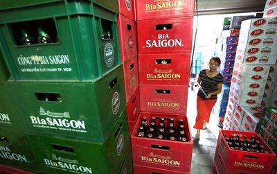 Người Việt uống hơn 4 tỉ lít bia trong năm 2017 - ảnh 1