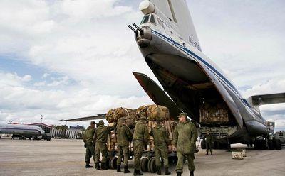 Phiến quân Syria nã pháo phá hủy 7 chiến đấu cơ Nga - ảnh 1