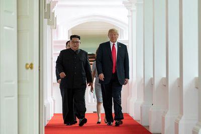 Cuộc gặp thượng đỉnh Mỹ - Triều: Cuộc gặp thành công vượt mọi mong đợi - ảnh 1