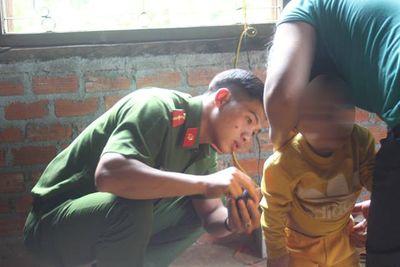 Xử phạt hành chính bảo mẫu bạo hành bé trai 2 tuổi - ảnh 1
