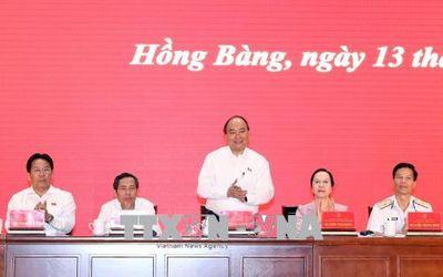 Thủ tướng: Lương thấp là một nguyên nhân của tham nhũng vặt - ảnh 1