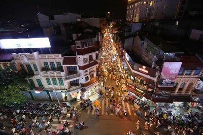 Hà Nội điều chỉnh giao thông trên nhiều tuyến phố tại quận Hoàn Kiếm - ảnh 1