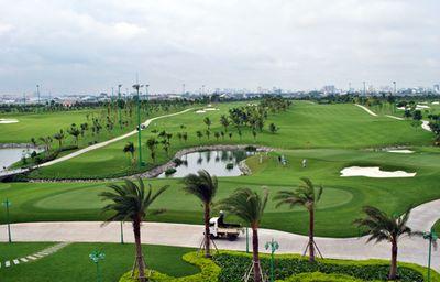 Chưa thu hồi sân golf để mở rộng Tân Sơn Nhất - ảnh 1