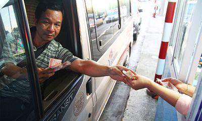 Tiền Giang đề nghị giảm phí tại trạm thu phí Cai Lậy - ảnh 1
