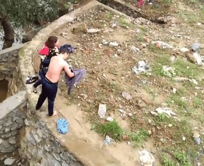Thủ tướng tặng bằng khen người đàn ông lao xuống sông cứu người - ảnh 1