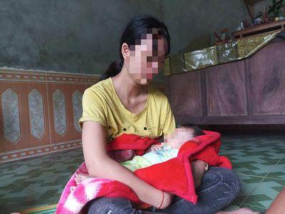 Tin tức mới nhất vụ mẹ trẻ 16 tuổi cầu cứu vì bị chồng đánh đuổi - ảnh 1