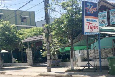 Quảng Ngãi: Điều tra vụ nổ súng tại nhà hàng, 1 người bị thương nặng - ảnh 1