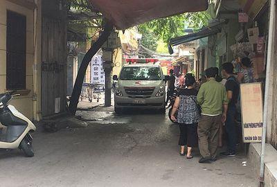 Hà Nội: Phát hiện thi thể người đàn ông bốc mùi trong căn nhà khóa trái - ảnh 1