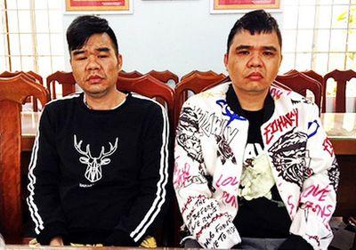 Cảnh sát Việt Nam bắt 2 trùm xã hội đen Trung Quốc bị truy nã quốc tế - ảnh 1