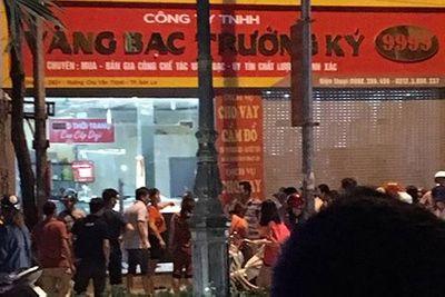 Hành trình truy bắt đối tượng thứ 3 trong vụ cướp tiệm vàng chấn động ở Sơn La - ảnh 1