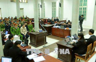 Ngày 24/1, Trịnh Xuân Thanh tiếp tục ra hầu tòa vụ tham ô tài sản tại PVP Land - ảnh 1