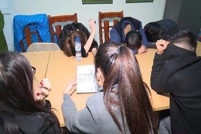 """Hà Nội: Gần 20 thanh niên nam nữ """"phê"""" ma túy trong căn hộ cao cấp - ảnh 1"""