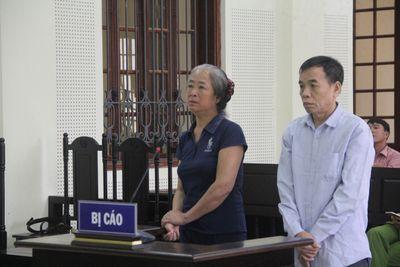 """""""Nữ quái"""" nhẫn tâm bán con gái chị ruột sang Trung Quốc rơi nước mắt tại tòa - ảnh 1"""