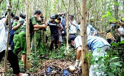 Thông tin mới vụ 2 cha con bị sát hại khi vào rừng tìm mật ong - ảnh 1