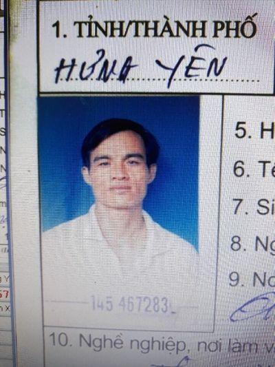Truy nã đặc biệt nghi can sát hại 2 cha con ở Hưng Yên - ảnh 1