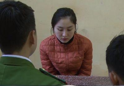 """Thanh Hóa: Chồng cho vay nặng lãi, vợ """"hot girl"""" cầm đầu đường dây đánh bạc - ảnh 1"""