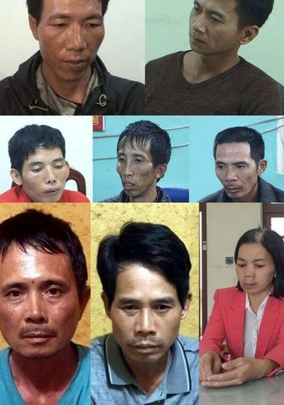 Lời khai vụ nữ sinh giao gà bị giết: 7 nghi phạm nhiều lần hãm hiếp nạn nhân trên thùng xe tải - ảnh 1